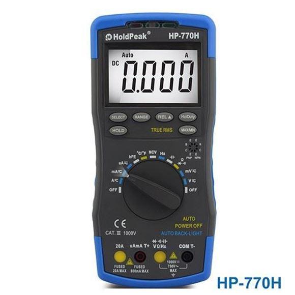 مولتی متر پیشرفته HP 770H