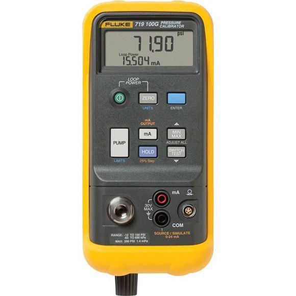 کالیبراتور فشار fluke 719-100G