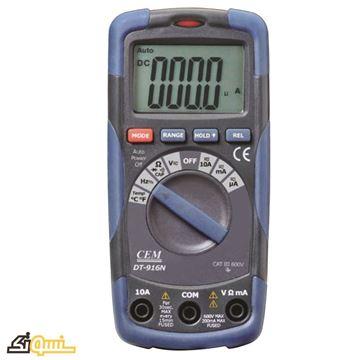 مولتی متر دیجیتال کامپکت DT-916N