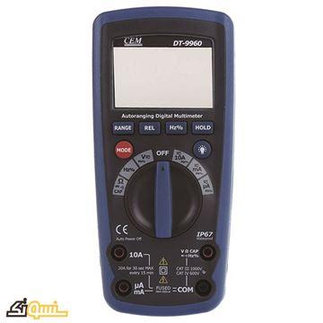 مولتی متر DT-9960