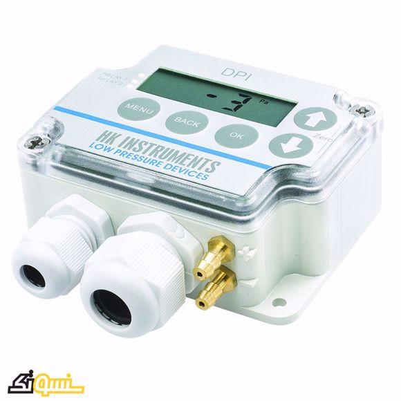 سوئیچ اختلاف فشار الکترونیکی DPI