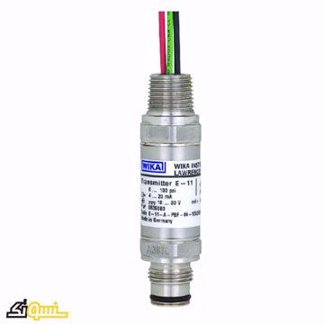 ترانسمیتر فشار model E-11