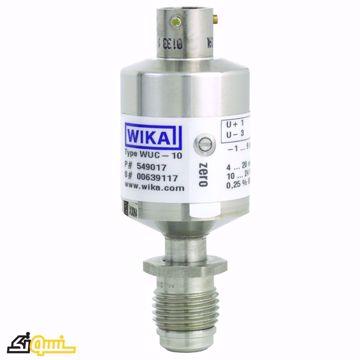 ترانسمیتر فشار model WUC-10