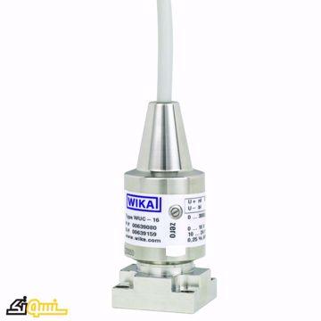 ترانسمیتر فشار model WUC-16