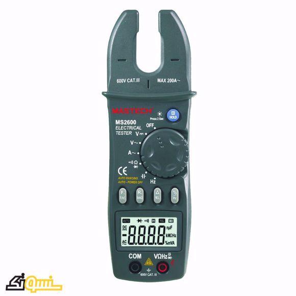 کلمپ متر AC مستک MS2600