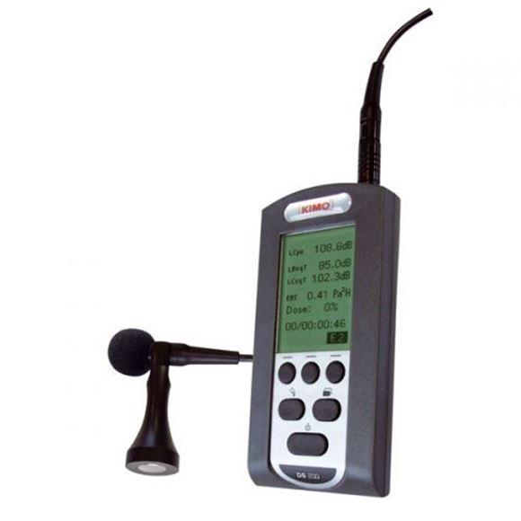 نویز دوزیمتر DS-200