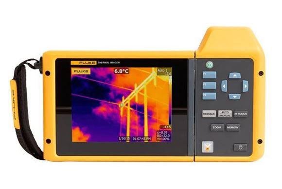 دوربین حرارتی TiX500