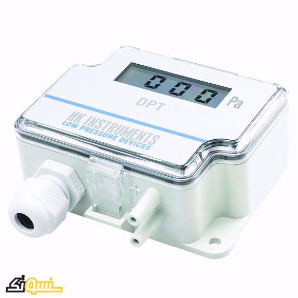 ترانسمیتر اختلاف فشار DPT-2W